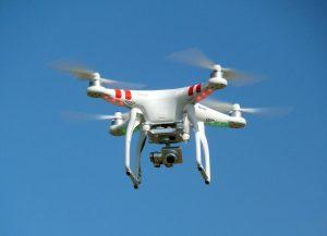 Takinspeksjon med drone